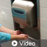 Designing Touchless Solutions for Proper Hand Hygiene in Commercial Restrooms