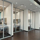 Wall to WELL: Designing with Glass Wall Systems to Create Flexible Spaces and Aesthetic Consistency